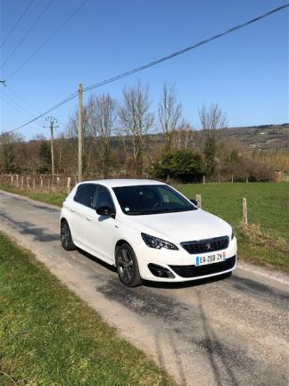 Photo annonce PEUGEOT 308  1.6 HDI 2 PHASE1 120 CH GT LINE